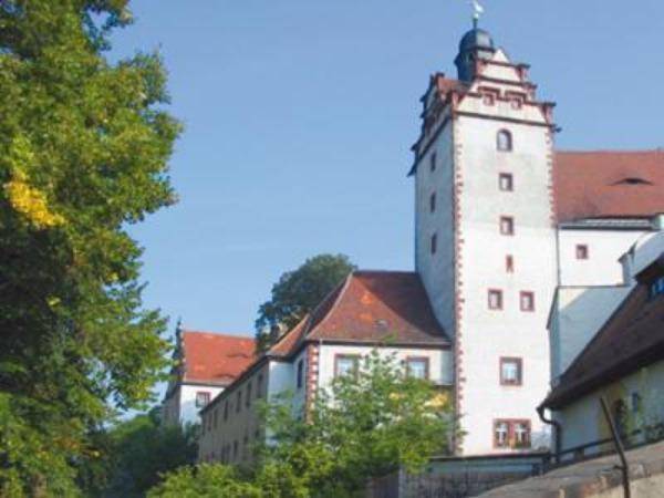 Schloss Colditz: Untersuchungen zur Vorbereitung eines Nutzungskonzepts