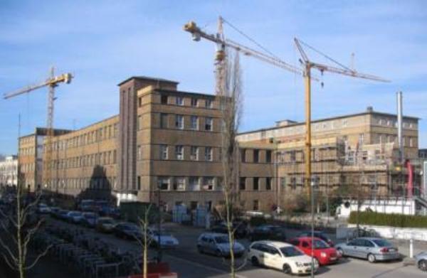 Forschungszentrum des Uniklinikums Leipzig (mit Umbau der ehemaligen Hautklinik)