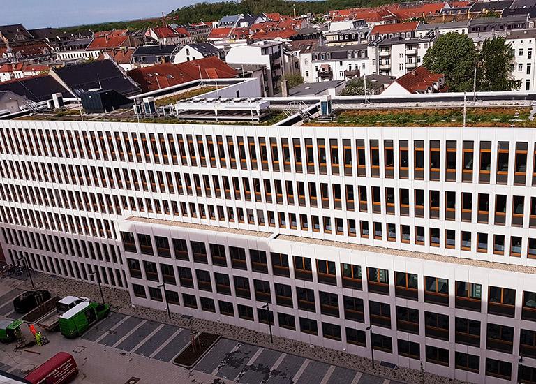 Justizzentrum Leipzig