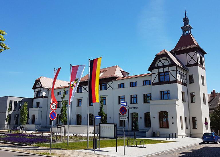 Rathaus Bad Dürrenberg