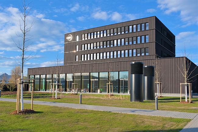 Deutsches Biomasseforschungszentrum, Neubau Technikum