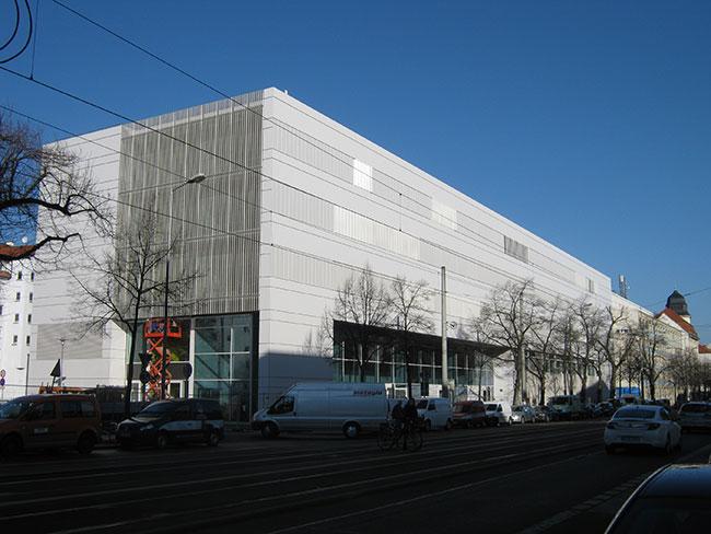 Neubau Instituts- und Laborgebäude – Fakultät Maschinen- und Energietechnik der HTWK Leipzig